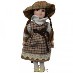 Porcelánová bábika 31 cm
