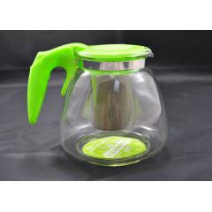 GLASS FEELING Čajník sklenený so sitkom 0,7 l
