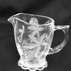 GLASS FEELING Džbánik sklenený 0,1 l