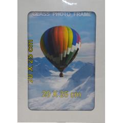 HOME DECO Klip rám sklenený 20x25 cm