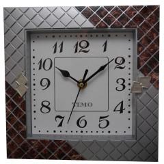 HOME DECO Nástenné hodiny  22x22 cm