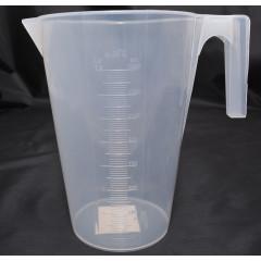 HOBBY PLASTIC Džbán plastový s odmerkou  1,5 l