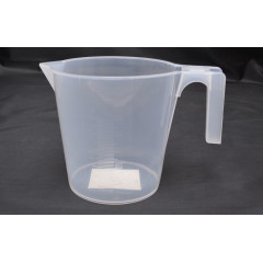 HOBBY PLASTIC Džbán plastový s odmerkou 500 ml