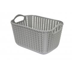 Košík plastový  24x16x13,5 cm