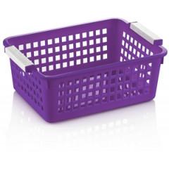 HOBBY PLASTIC Košík plastový maličký 16,1x23x8,7 cm
