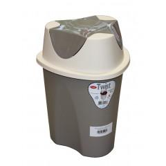 HOBBY odpadkový kôš  REKIN  9 l  25,5x25,5x27 cm