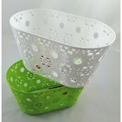 HOBBY PLASTIC Košík plastový 25x15x13,5 cm