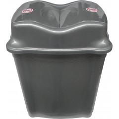 HOBBY odpadkový kôš 5 l 21,4x16,2x25,5 cm