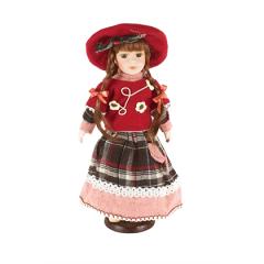 Porcelánová bábika 31cm