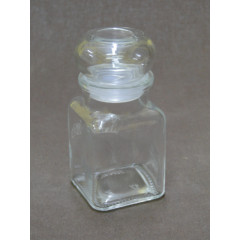 GLASS FEELING Korenička sklenená 150 ml 58x58x119 mm
