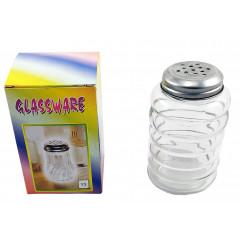 GLASS FEELING Cukornička sklenená 11x 8 cm