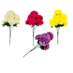 FLOWER HARMONY Kytica chryzantéma 58 cm