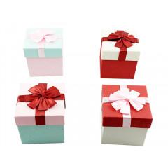 GIFT BAG & BOX Darčeková krabička 10x10x9  cm