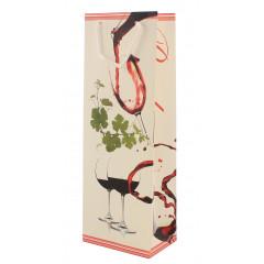 GIFT BAG & BOX Darčeková taška  36x12,5x8,5 cm